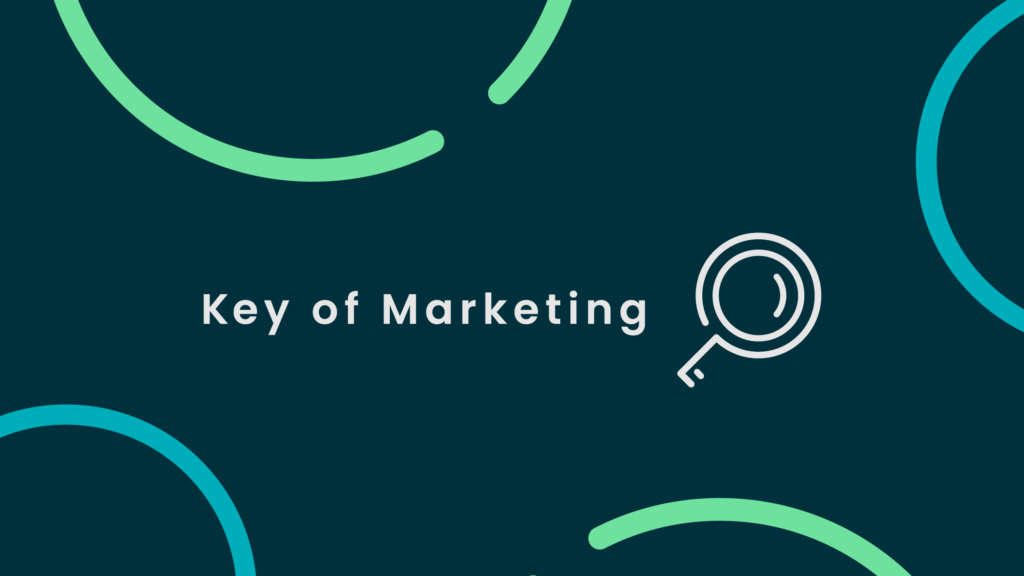 Key of Marketing